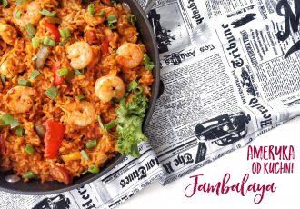 2016.08 - ameryka od kuchni - jambalaya