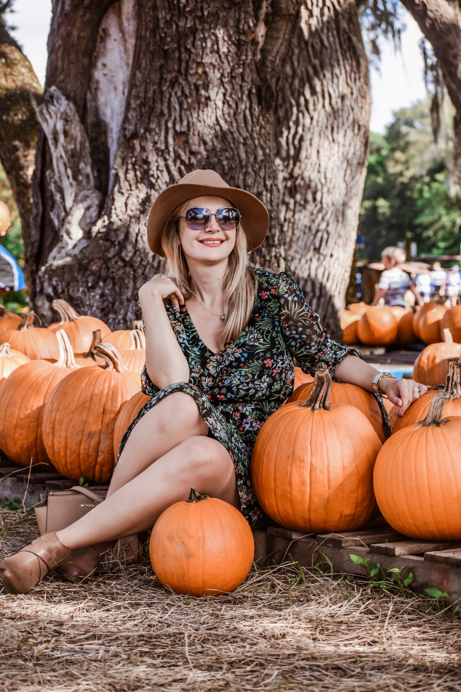 PUMPKIN PATCH W STYLU BOHO